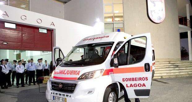 Governo transfere 3 M€ para as Associações de Bombeiros