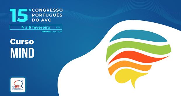 15º Congresso Português do AVC anuncia o Curso MIND