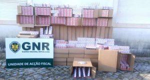 Unidade de Ação Fiscal da GNR no combate ao fraude