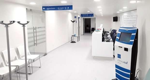 Hospital CUF Cascais aumenta a realização de testes