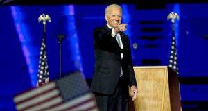 Joe Biden o 46º presidente dos Estados Unidos