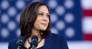 Kamala Harris a vice presidente dos Estados Unidos