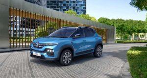 O Kiger é o novo SUV compacto da Renault made in Indía