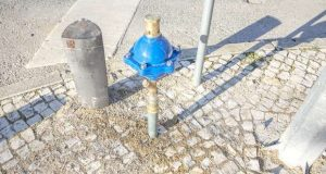 Requalificação da rede de água em Pinhal Novo
