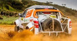 Alcoutim: BP Ultimate Portugal Cross Country Rally