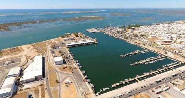 A Docapesca reforça a segurança no porto de Olhão