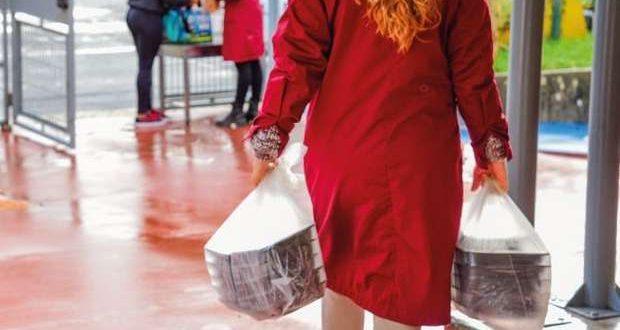 Sintra distribuiu 38.000 refeições em duas semanas