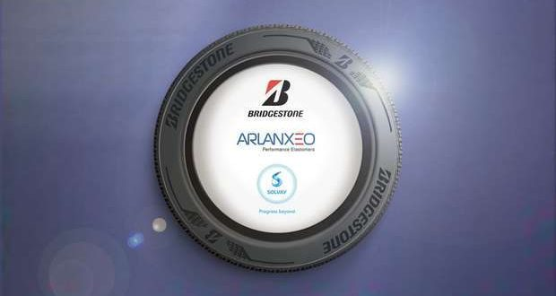 Bridgestone vai lançar pneu com tecnologia TECHSYN