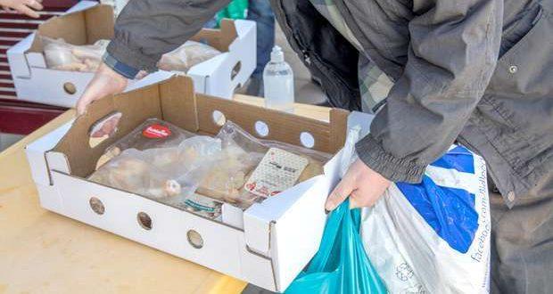 Palmela distribui o Cabaz Solidário Saudável