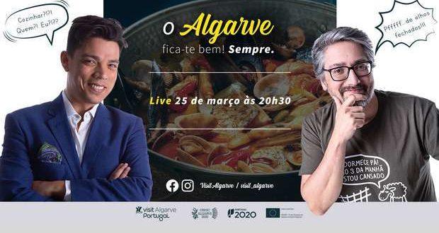Nuno Markl e Vasco Palmeirim promovem a Cataplana
