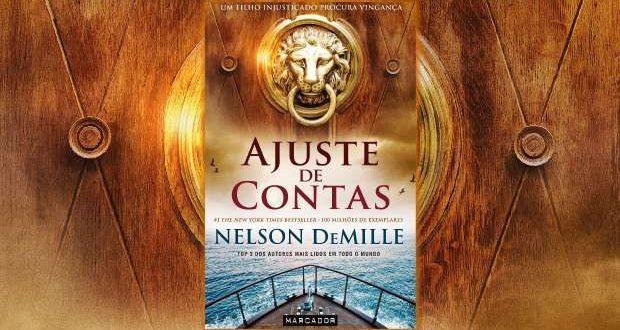 Ajuste de Contas de Nelson DeMille nas livrarias