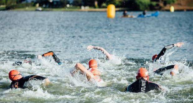 Campeonato de Estafetas de Triatlo na Quinta do Lago
