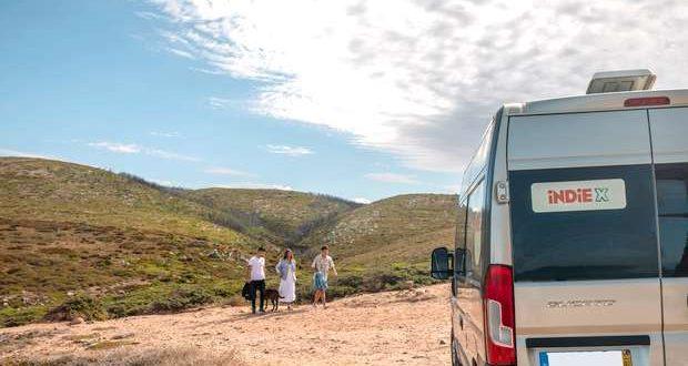Indie Campers lança Marketeplace para autocaravanas