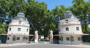O Jardim Zoológico reabriu hoje portas ao público