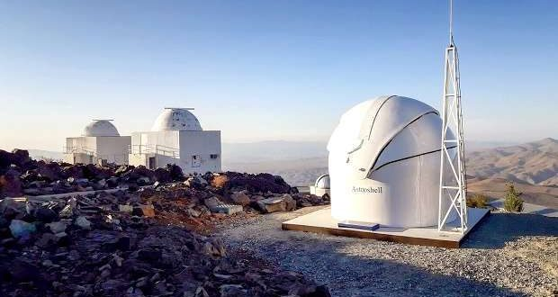 Novo telescópio em La Silla ajuda a proteger a Terra