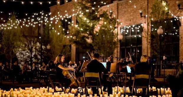 Concertos de música clássica no Monsantos Open Air