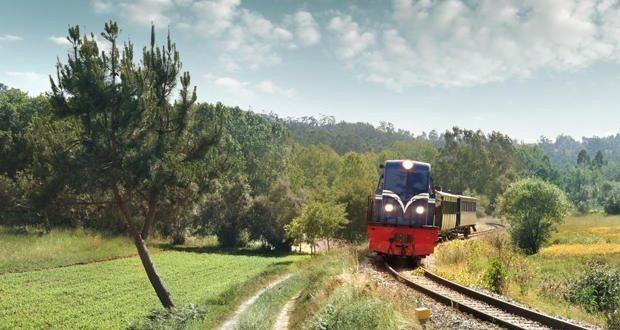 Novas viagens do Comboio Histórico do Vouga