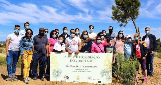 Verdelago assinala o Dia Mundial da Biodiversidade