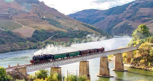 Campanha 2021 do Comboio Histórico do Douro