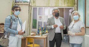 Palmela faz nova distribuição de cabazes solidários