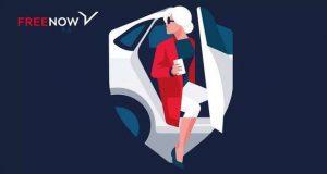 A app da FREE NOW oferece viagens grátis e descontos