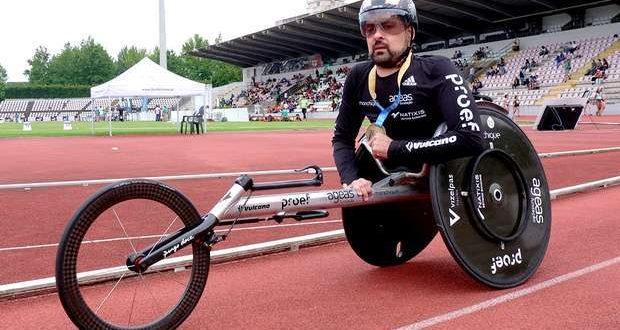Paralímpicos: João Correia sagrou-se Campeão Nacional
