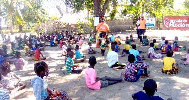 As crianças são as maiores vítimas em Cabo Delgado