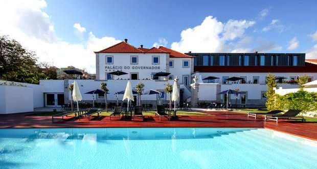 O grupo NAU reabriu o Palácio do Governador em Lisboa