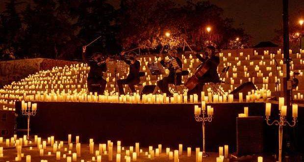 Candlelight Open Air no Onyria Quinta da Marinha