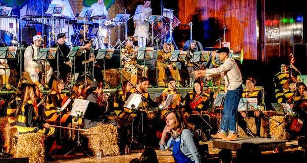 Concerto sinfónico no Parque Zoológico em Palmela