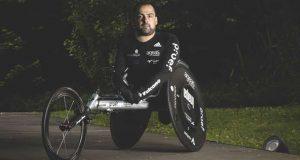 João Correia nos Jogos Paralímpicos Tóquio 2020