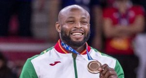 Jorge Fonseca conquistou Bronze em Tóquio