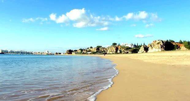 Provas de Mar Aberto na Praia Grande em Ferragudo