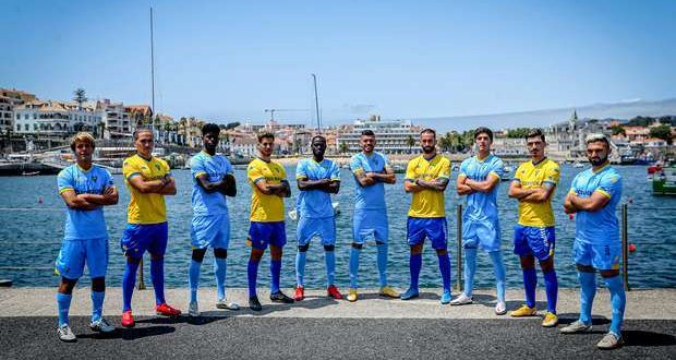 O Estoril Praia, regressa à Primeira Liga, temporada 2021/2022f, com o patrocínio da SOLVERDE, com um contrato válido por três anos.