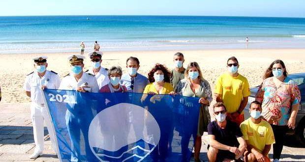 Praias de Vila do Bispo galardoadas com Bandeiras Azuis