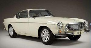 O icónico Volvo P1800 comemora 60 Anos