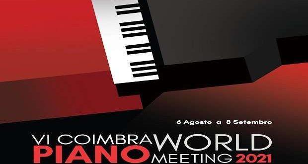 6ª edição do World Piano Meeting em Coimbra