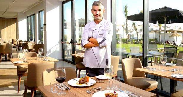 Chef Jorge Sancho assume o AP Cabanas Beach & Nature
