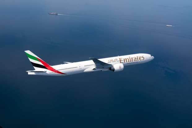 A Emirates anuncia um voo diário Lisboa / Dubai