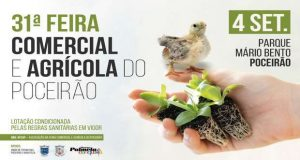 31.ª edição da Feira Comercial e Agrícola do Poceirão