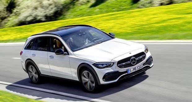 Novo Classe C All-Terrain da Mercedes-Benz