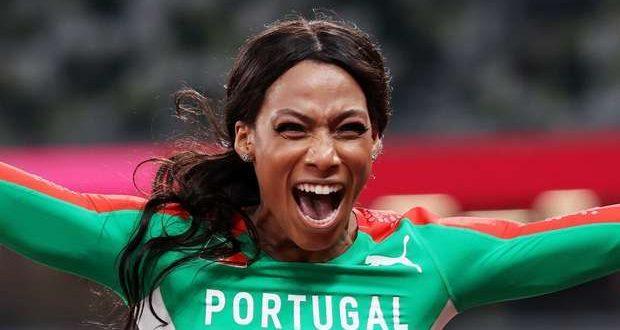 Patrícia Mamona conquistou Prata em Tóquio