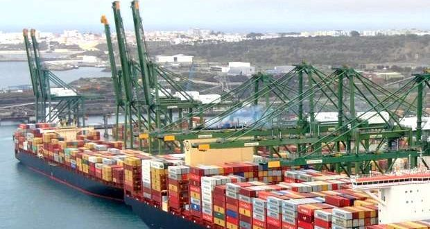 Sines entra no Top 100 World Top Container Ports 2021