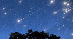 Perseidas - Seguir a chuva de estrelas de autocaravana