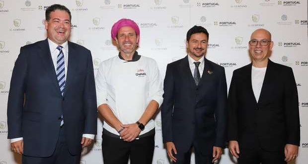 Al-Lusitano o restaurante português na Expo 2020 Dubai