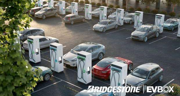 Expansão da rede de carregamento de Veículos na Europa