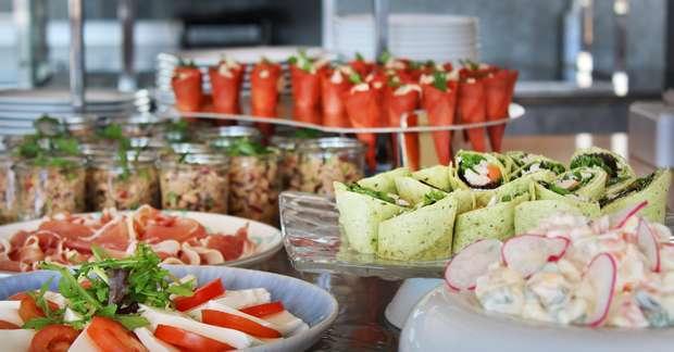 Buffets no Harune do AP Eva Senses em Faro