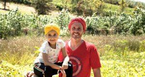 Chef Chakall e a filha Noa estreiam no Casa e Cozinha