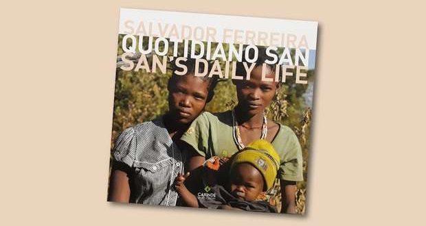 Apresentação do livro Quatidiano San de Salvador Ferreira