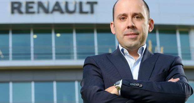 Ricardo Lopes foi nomeado Administrador da Renault